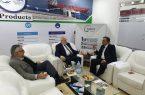 هلدینگ خلیج فارس در نمایشگاه نفت سوریه