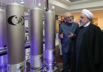 گام چهارم کاهش تعهدات هسته ای ایران
