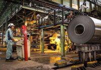 کاهش فروش فولاد مبارکه در مهر ماه