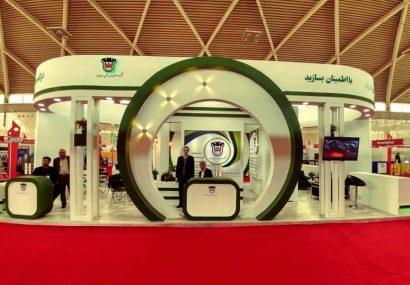 نمایش توانمندیهای ذوبآهن در نمایشگاه بین المللی مواد و صنایع شیمیایی و تجهیزات آزمایشگاهی
