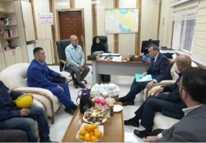 تعامل مشترک سرکنسول سفارت قزاقستان با «فخوز»