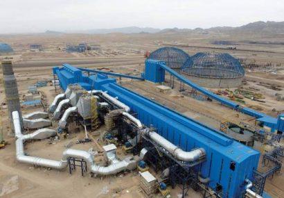 صنایع معدنی فولاد سنگان خراسان در یک نگاه