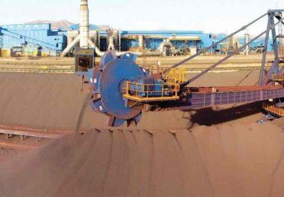 کسب رکورد جدید در تولید روزانه فولاد سنگان