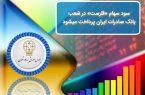 پرداخت سود سهام «قلرست» در شعب بانک صادرات ایران
