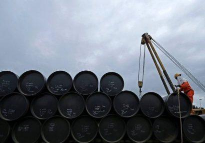 قیمت جهانی نفت با افت ۰.۰۳ درصدی به ۵۵ دلار و ۲۶ سنت رسید