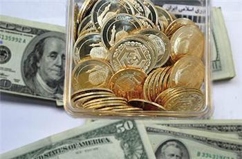 پیشبینی تخلیه حباب یک و نیم میلیونی سکه با تدوام کاهش قیمت دلار