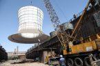 جزئیات تمهیدات طرح های توسعه ای ذوب آهن اصفهان