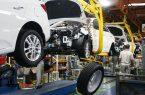بیش از ۴۷۸ هزار دستگاه خودروی سواری تا پایان مهرماه تولید شد