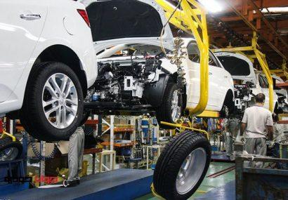 تولید انواع خودرو در نیمه نخست ۹۹ بیش از ۲۳ درصد افزایش یافت