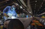 تولید ۲۶۰ هزار تن ورق مورد نیاز طرح خط لوله نفت گوره-جاسک در فولاد اکسین