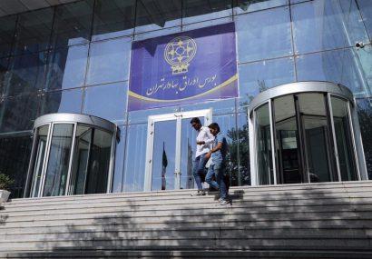 شاخص کل بورس تهران ۶ هزار و ۶۰۰ واحد افزایش یافت