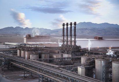 افزایش ۱۵ درصدی تولید شرکت آلومینای ایران