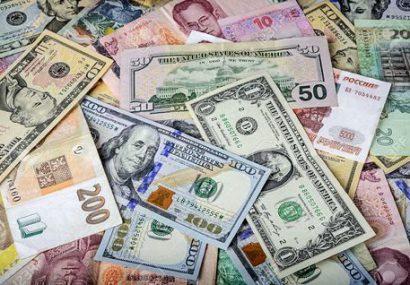 قیمت دلار و یورو افزایش یافت