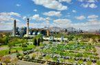 جزئیات اقدامهای زیست محیطی ذوب آهن اصفهان