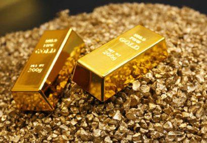 کاهش قیمت جهانی طلا/ هر اونس به ۱۸۲۳ دلار رسید