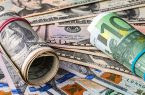 کاهش اندک قیمت دلار و یورو