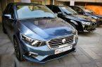 جزئیات و زمان فروش تارا ماشین جدید ایران خودرو