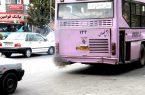 حدود ۳۰ هزار اتوبوس فرسوده فعال در حملونقل عمومی