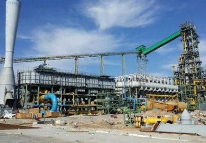 رشد ٢٢ درصدی تولید آهن اسفنجی فولاد شادگان
