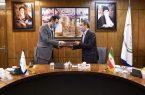 بانک ملت و هلدینگ خلیج فارس تفاهمنامه همکاری امضا کردند