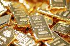 افت یک درصدی قیمت طلا