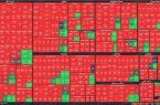 گزارش بازار بورس امروز سه شنبه ۲۳ دی ماه/ کاهش ۴۰ هزار و ۶۲۷ واحدی شاخص کل بورس