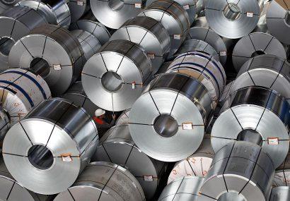 روند قیمت فولاد صادراتی ایران/ رشد ۳ درصدی نرخ اسلب و شمش فولادی صادراتی