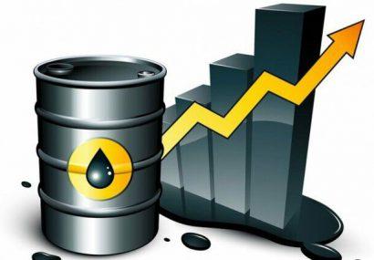 افزایش بیش از یک دلاری قیمت طلای سیاه