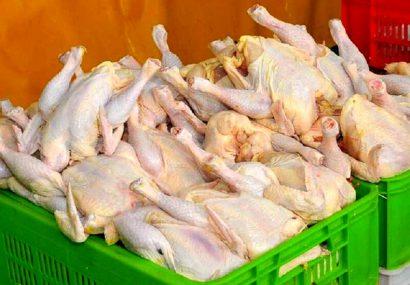 قیمت مرغ به ۴۰ هزار تومان رسید