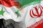ظرفیت ۱.۵ میلیارد دلاری تجارت ایران با سوریه