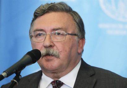 اولیانوف: ایران حاضر به مذاکره مستقیم با آمریکا نیست