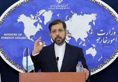 سخنگوی وزارت خارجه: توافق اولیه در وین وجود ندارد/ شایعات درباره همسر ظریف واقعیت ندارد