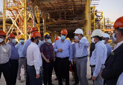 لزوم تسریع اجرای طرحهای گروه صنایع پتروشیمی خلیج فارس در عسلویه