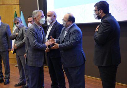 ذوب آهن اصفهان، بنگاه اقتصادی ممتاز وزارت کار