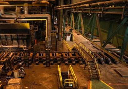تاثیر خاموشی ها بر قیمت محصولات فولاد مبارکه در بورس کالا