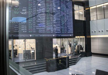 گزارش بازار بورس امروز دوشنبه ۴ مرداد ماه ۱۴۰۰/رشد ۱۲ هزار و ۱۱۳ واحدی شاخص کل بورس