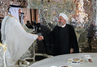 روحانی: برقراری صلح و ثبات در منطقه از سیاستهای اصلی ایران است