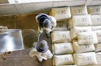 بازار سیمان در قبضه ۳۰ دلال