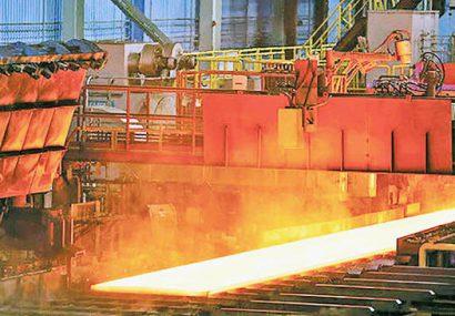 صادرات فولاد در ۵ ماه نخست ۱۴۰۰ افزایش یافت