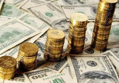 اونس طلا در بازار جهانی صعود کرد