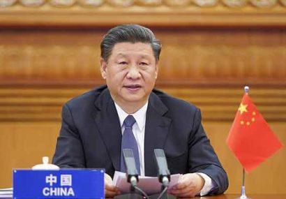 رئیس جمهوری چین: ایران به عنوان عضو کامل سازمان شانگهای پذیرفته می شود