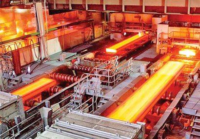 عرضه محصولات فولادی در بورس کالای ایران